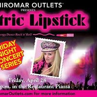 Friday Night Concert Series feat. Electric Lipstick