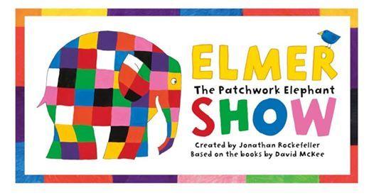 Elmer the Patchwork Elephant Live Show