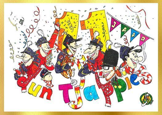 Dun Tjappies bestaon 11 jaor Jubileum feest