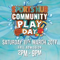 Sports Hub Community Play Day