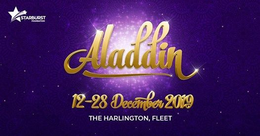 Auditions - Aladdin at The Harlington, Fleet, Fleet
