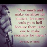 Our Lady of Fatima Centenary Prayer Service