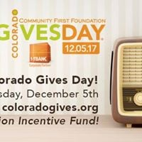 Support KGNU on Colorado Gives Day- December 5 2017
