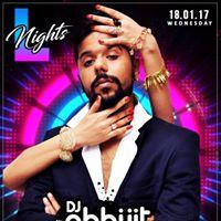L-Nights with DJ Abhijeet &amp NVN