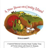 National Libraries Week Toddler Time with Kevin D. Roberts