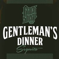 Gentlemans Dinner II at Black Sheep