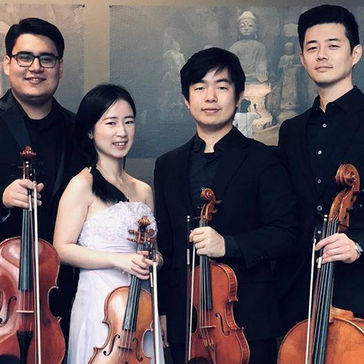 Annual Spring Concert - Deka String Quartet