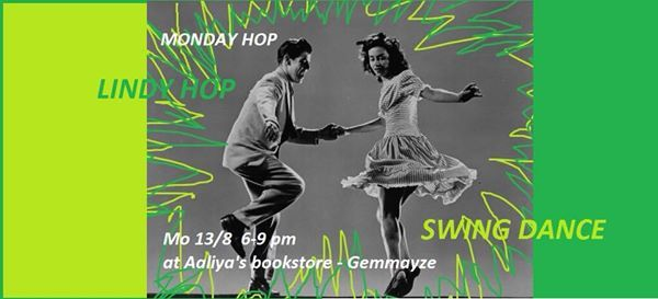 Monday Hop - swing dance party
