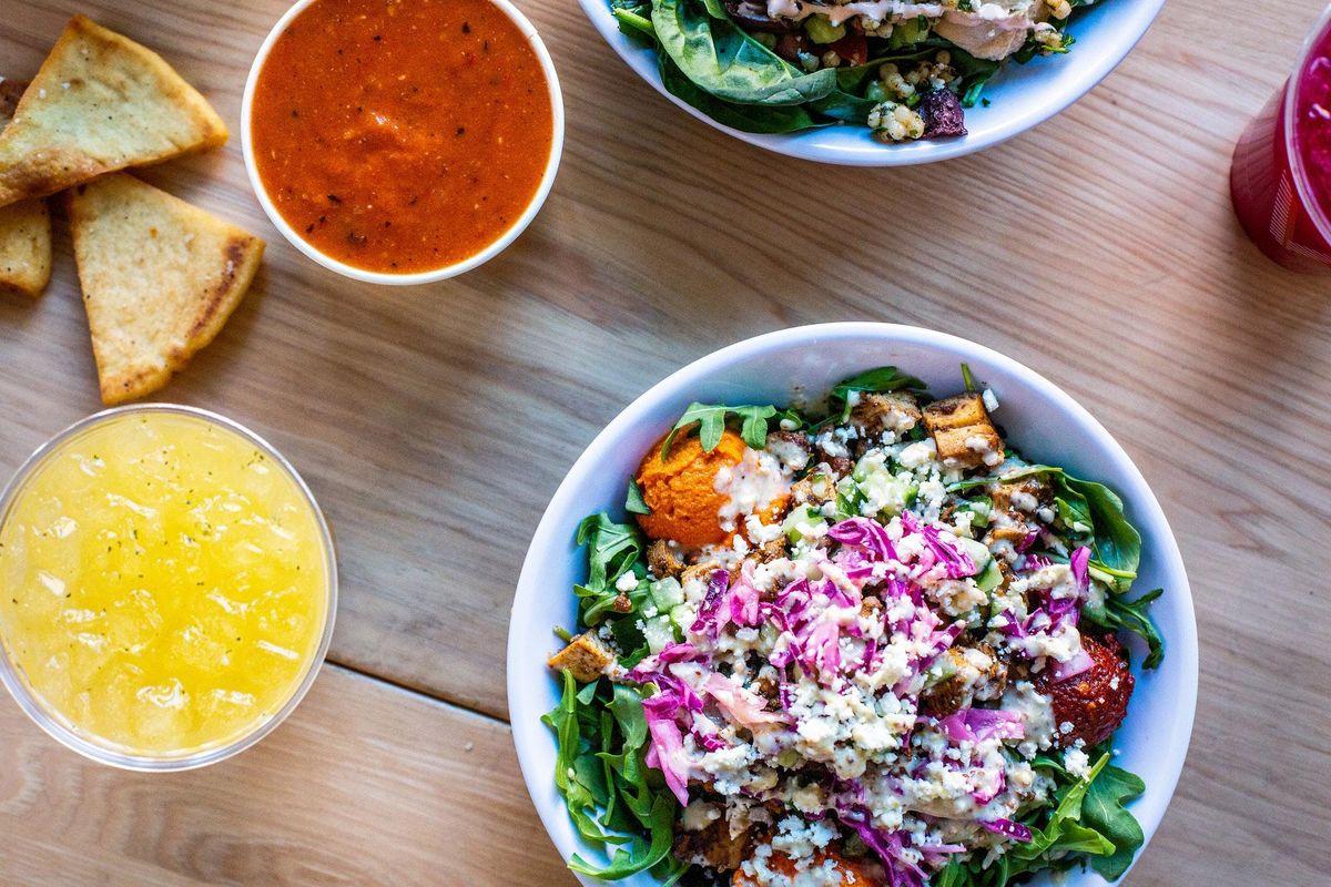 CAVA Anaheim Hills Preview Meals