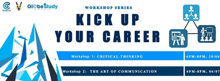 Workshop Series Kick Up Your Career