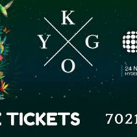 KYGO Sunburn Arena - Hyderabad