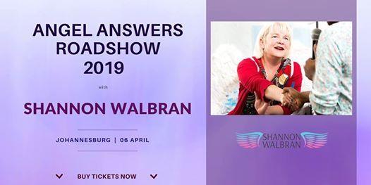 Angel Answers Roadshow Johannesburg April