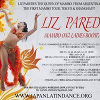 Liz Paredes Mambo On2 Ladies Bootcamp