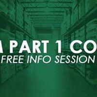 CPIM Part 1 Course - Free Info Session