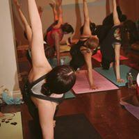 Mom and Baby Yoga with Jennifer Kara