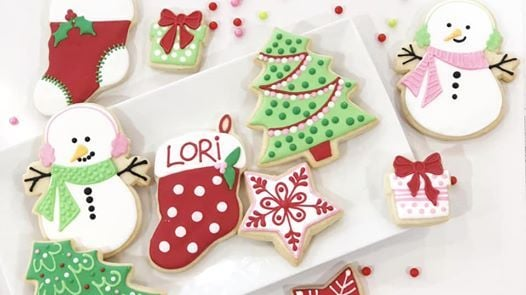 SOLD OUT My Little Cookie CHRISTMAS Class