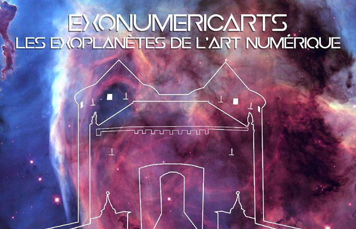 Exonumericarts - les exoplantes de lart numrique