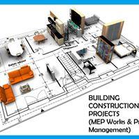 Building Construction Projects (MEP &amp Project Management)