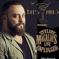 Stelios Magalios live&ampunplugged  Bees Knees the Bar