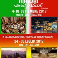 Festival de Musica dAgullent - Orchestra Maiori Music Festival