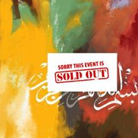 Calligraphy - Eat Drink &amp Paint - SOLD OUT