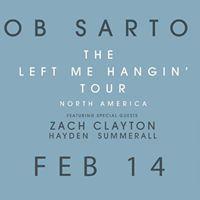 Jacob Sartorius - The Left Me Hangin Tour