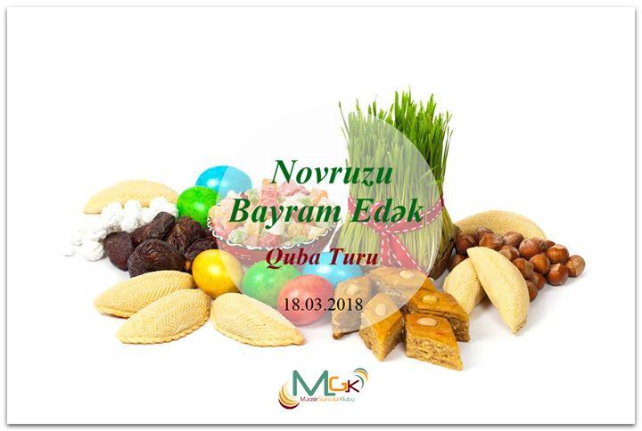 Novruzu Bayram Edk - Quba turu