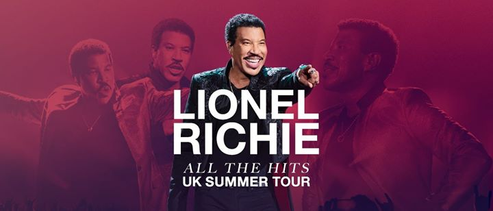 Lionel Richie live at Leigh Sports Village
