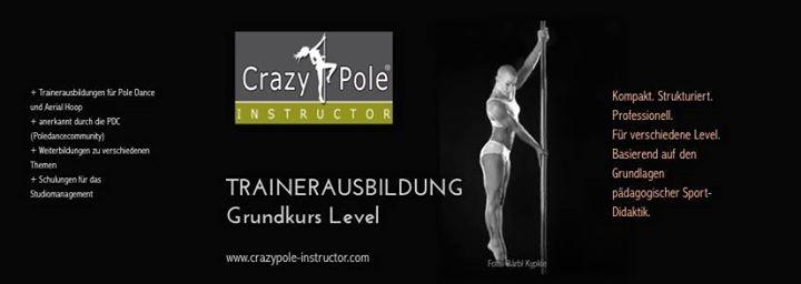 Poledance Trainer Ausbildung -Grundkurse- Block 1 von 2