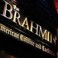 Brown Club of Boston Winter Cocktail at The Brahmin