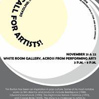 Art Club Holiday Art Exhibit