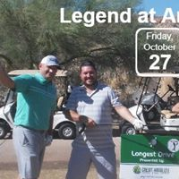 Golf and Grow tournament at Legend at Arrowhead