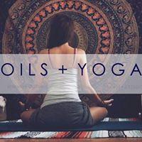 Essential oils and yoga workshop
