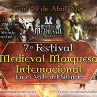 7 Festival Medieval Marquesa Internacional