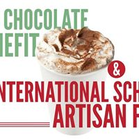 Hot Chocolate Bar benefiting Columbus North International School