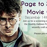 Teen Event - Harry Potter and the Deathly Hallows - Part 2