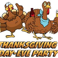 Thanksgiving Day-Eve Party