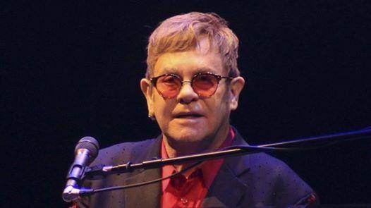 Elton John at Bergenhus Fortress