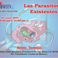 Sesin Acadmica Las parasitosis existentes