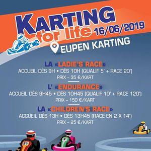 Karting for life