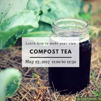 Compost Tea Brewer Workshop