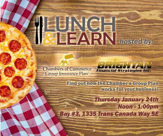 Chambers Plan Lunch & Learn