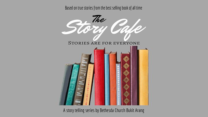 The Story Cafe At The Living Room