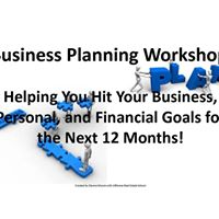 Business Planning and Goal-Setting Workshop 3-hour CE