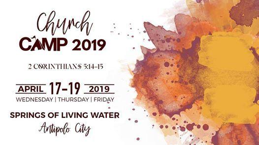 2019 Church Camp
