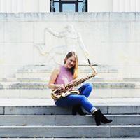 Sarah Milligans Junior Jazz Saxophone Recital