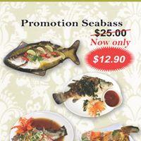 Promotion Seabass