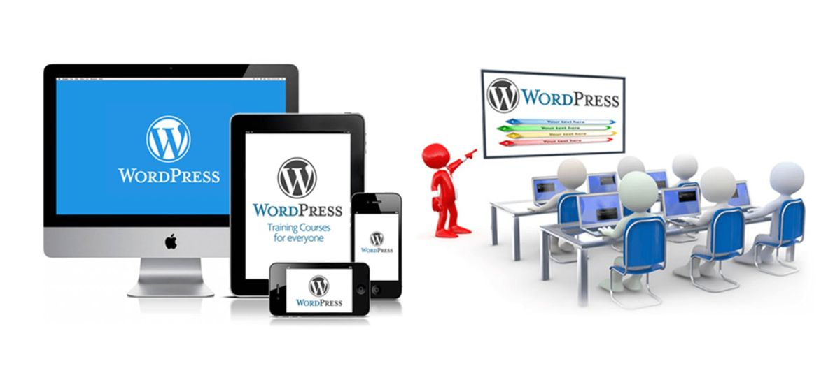 Wordpress Training Banners Experience Banners