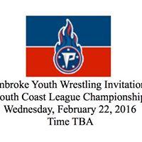 Pembroke Youth Wrestling Invitational - South Coast League