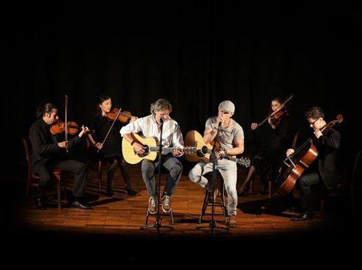 Simon & Garfunkel Tribute Band trifft Klassik